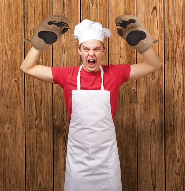Mănuși pentru bucătărie Bear Hands